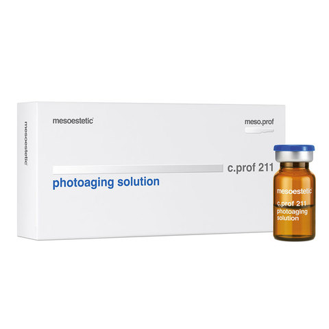 c.prof 211 photoaging solution 5 ml
