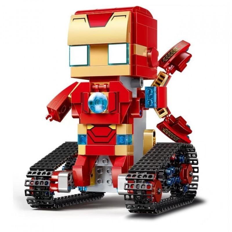 Конструкторы Робот-конструктор на радиоуправлении Walking Brick Walking_Brick-2.jpg