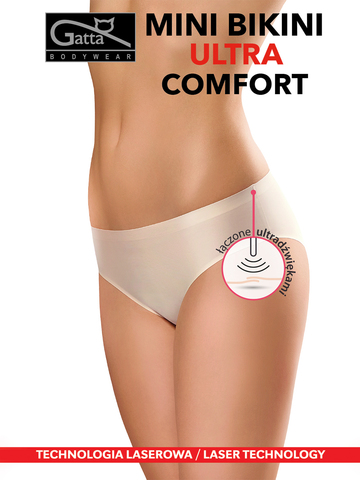 Трусы Mini Bikini Ultra Comfort Gatta