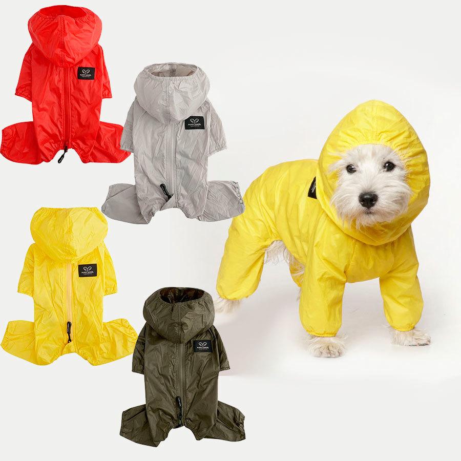 001 дождевики AIR для собак мальчиков