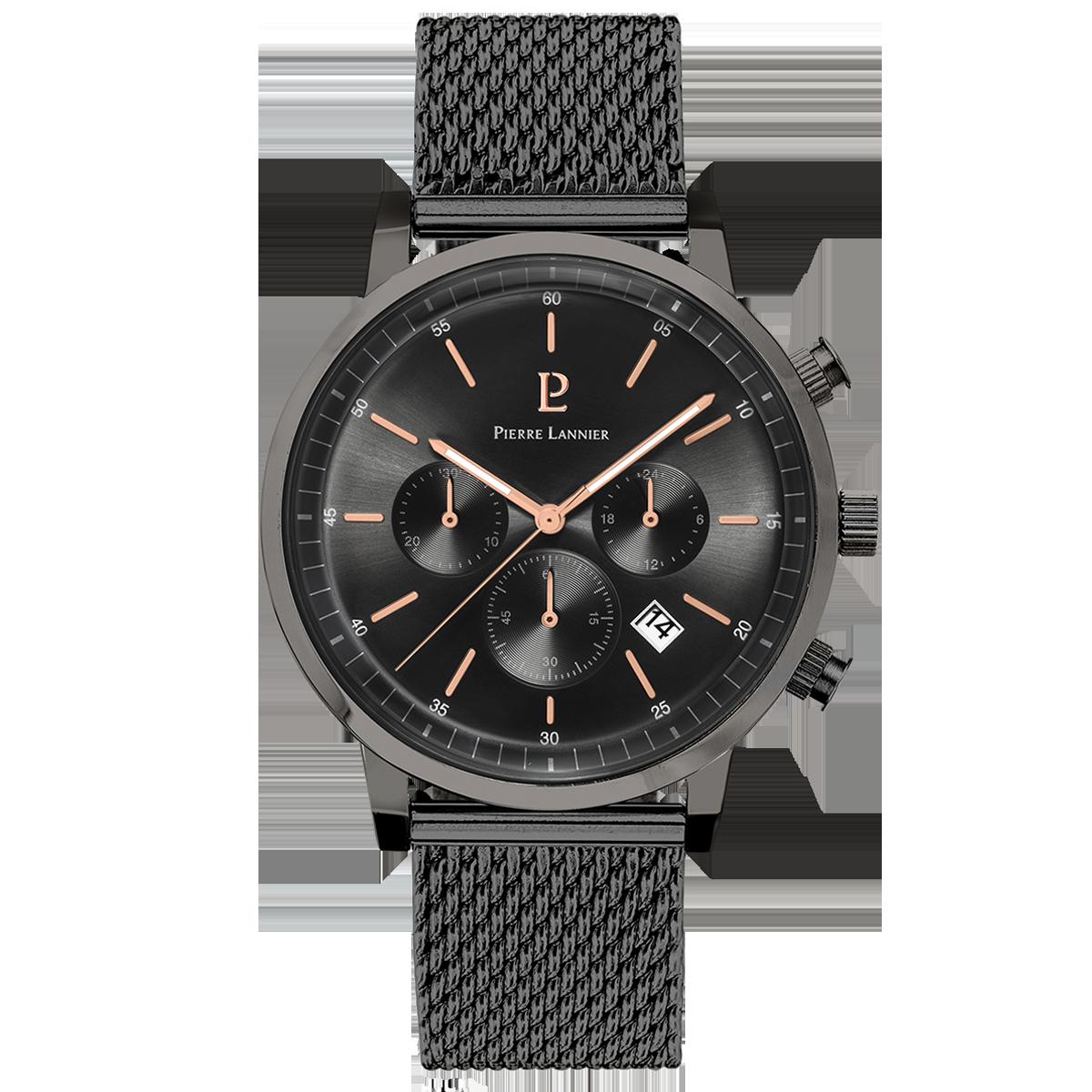 Мужские часы Pierre Lannier Week end Basic 204F488