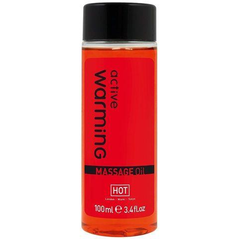 Массажное масло с согревающим эффектом