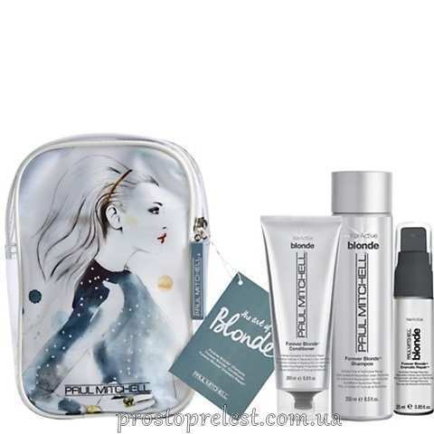 Paul Mitchell The Art of Blonde Gift Set - Набор