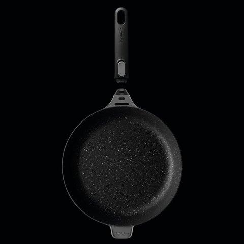 Сковорода 28см 2,4л Gem grey