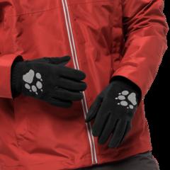 Перчатки Jack Wolfskin Paw Gloves black - 2