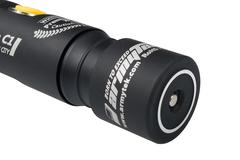 Карманный фонарь Armytek Prime C1 XP-L Magnet USB (теплый свет) + 18350 Li-Ion