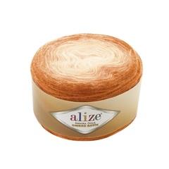 Пряжа Alize Angora Gold Ombre Batik цвет 7296