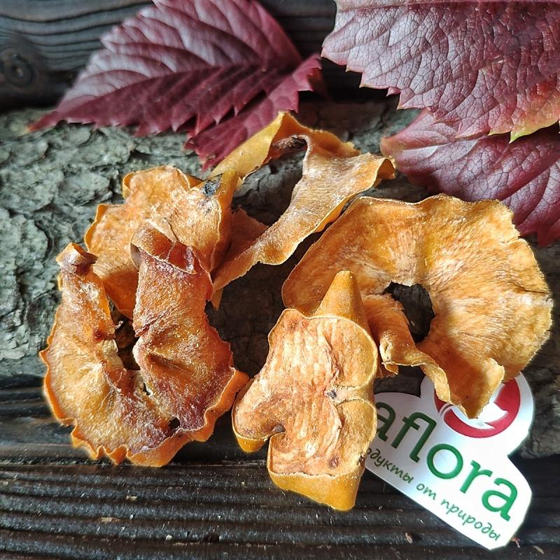 Фотография Чипсы фруктовые Хурма / 50 гр купить в магазине Афлора
