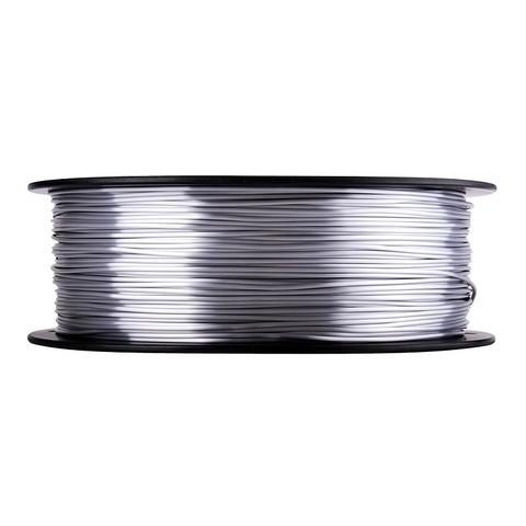 ESUN eSilkPLA, 1.75 мм, 1 кг, серебряный