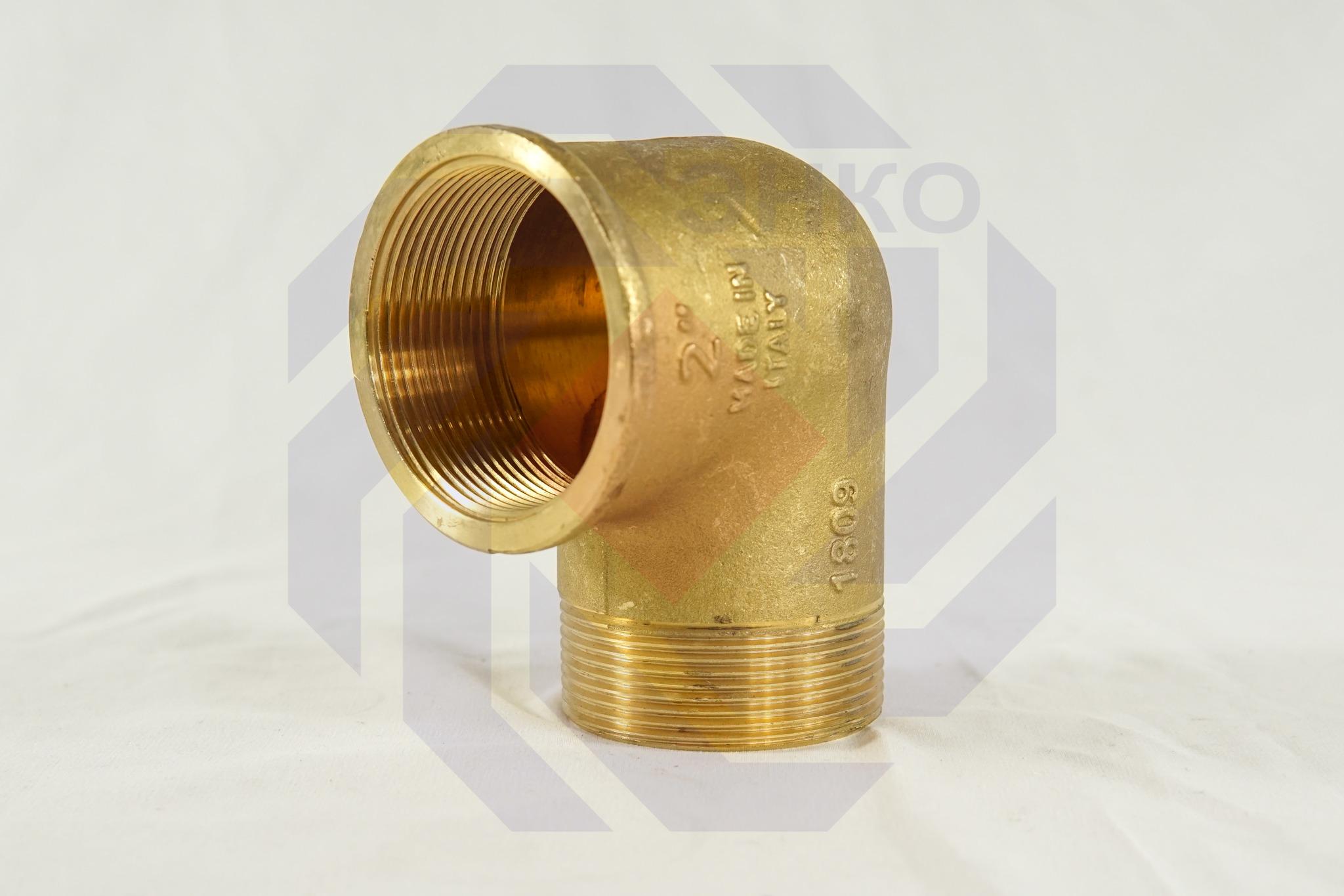 Отвод 90° ВР/НР BUGATTI 142 2