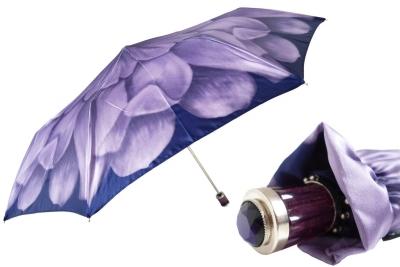 Зонт женский складной Pasotti 257N - 21065-71 - Handle S11