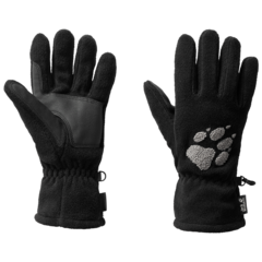 Перчатки Jack Wolfskin Paw Gloves black