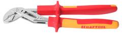 KRAFTOOL 250мм, Cr-Mo, клещи переставные 2202-10-25