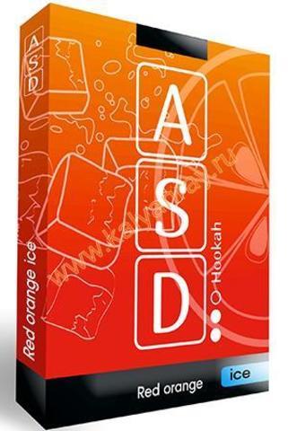 Бестабачная смесь ASD Hookah - Ледяной Красный Апельсин