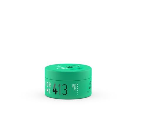 Моделирующая матовая паста для волос сильной фиксации FOR-ME 413 MATT ME CLAY, 80 мл