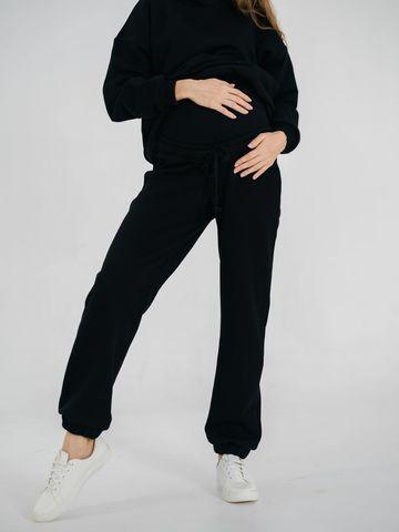 Штаны для беременных с эластичным поясом