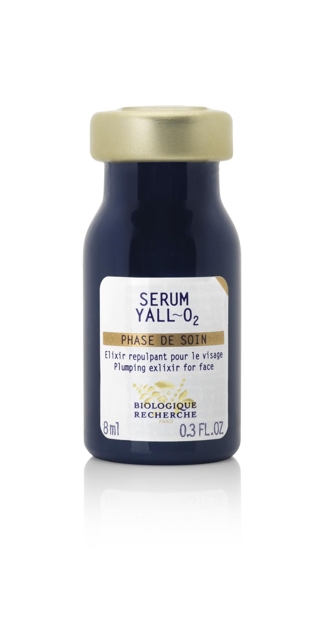 Сыворотка наполнящая кожу лица BIOLOGIQUE RECHERCHE Serum YALL O2 8 мл