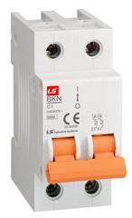 Автоматический выключатель BKN 1P+N C6A