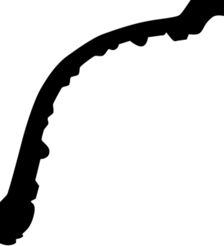 Карниз гибкий 1.50.138