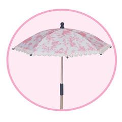 Коляска с сумкой и зонтиком серии