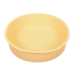 Форма из силикона «Круг» 25х5,5 см глубокая