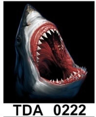 TDA 0222 Пасть акулы XL