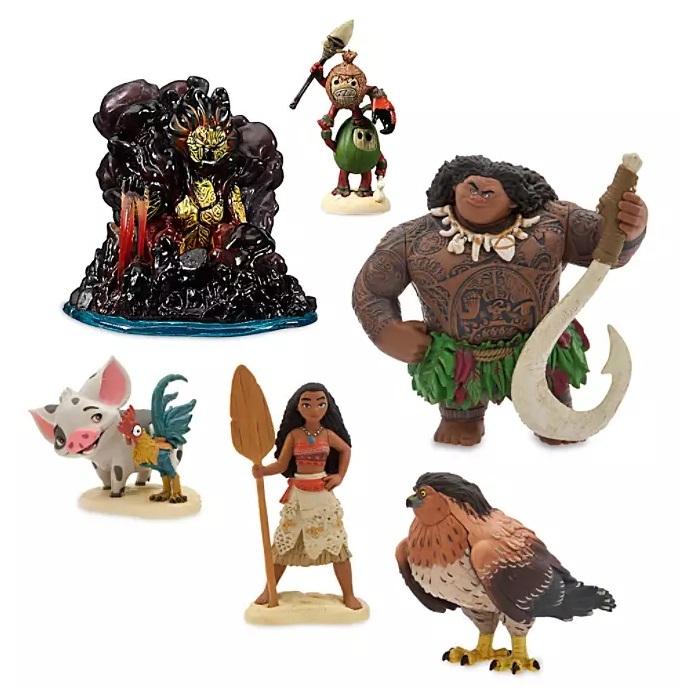 Набор фигурок Моана  Disney