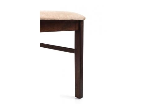 Стул деревянный кухонный, обеденный, для гостиной Ganover cappuccino 42*42*92 Cappuccino /Бежевый