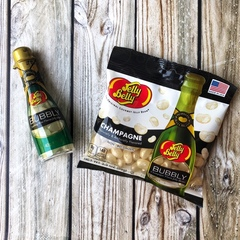 Jelly Belly Champagne Джелли Белли со вкусом шампанского 99 гр