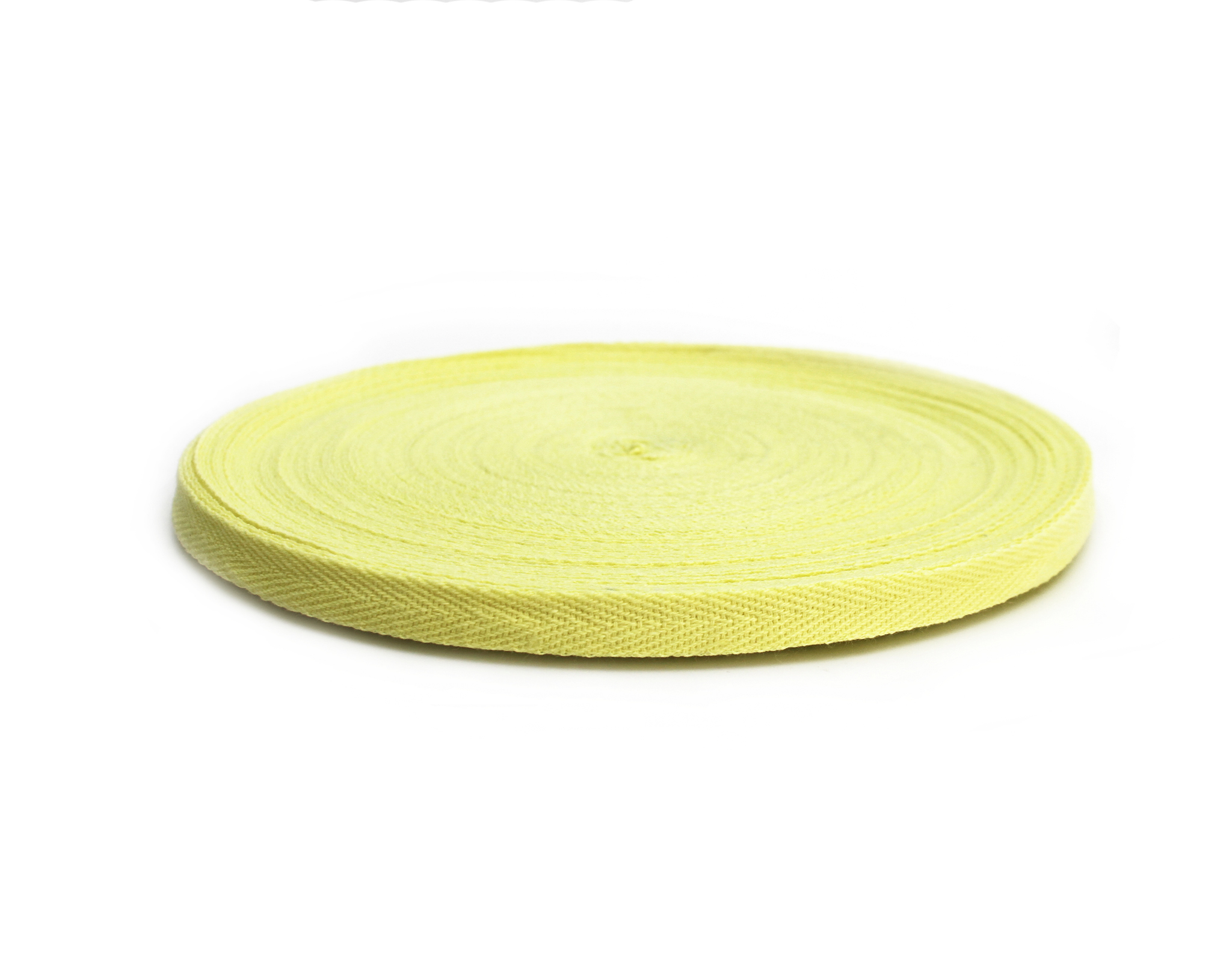 Лента киперная, 1см,лимон
