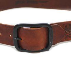 Ремень коричневый Yakuza Premium 3174-1