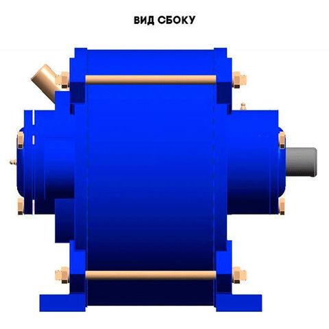 Насос вакуумный водокольцевой НВМ-70