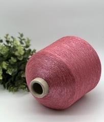 Вискоза с люрексом TORCITURA DI DOMASO DISPO 3400 розово-серебряный с розовым напылением