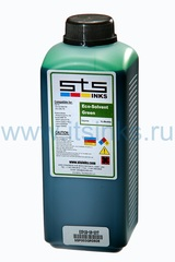 Чернила Eco-Solvent Green 1000 мл