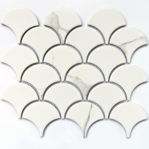Мозаика керамическая Calacatta-scale
