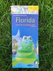 Карта Флорида (Florida) 1:500000