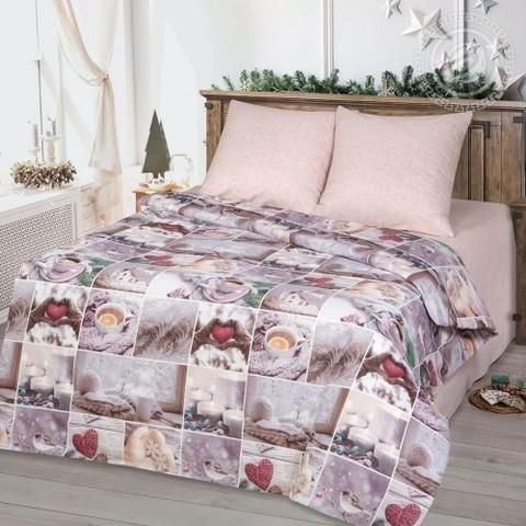 Комплект постельного белья Домашний уют Премиум ХИТ