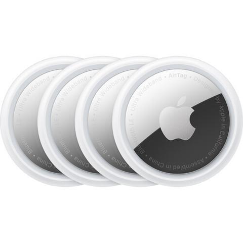 Трекер Apple AirTag (комплект 4шт)