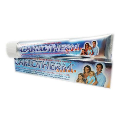 Vridlo Carlotherm Карловарская зубная паста для всей семьи, 100мл