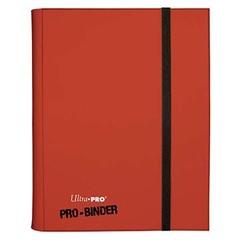 Ultra Pro - Красный альбом для хранения карт с листами 3*3