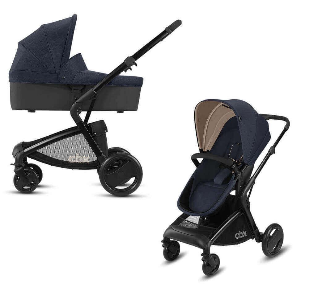 CBX by Cybex Bimisi Pure 2 в 1 Детская коляска 2 в 1 CBX by Cybex Bimisi Pure Jeansy Blue CBX_18_y090_BIMISI_PURE_BLUE_WITHCARRYCOT_0293_DERV_HQ_-_копия.jpg