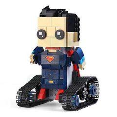 Робот-конструктор на радиоуправлении Walking Brick