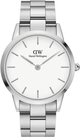 Купить Мужские часы Daniel Wellington Iconic Link 40 мм DW00100341 по доступной цене