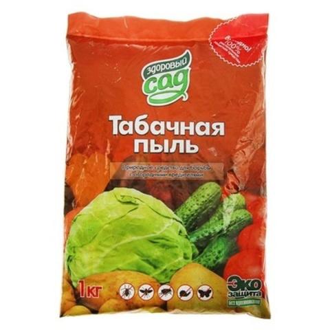 Табачная пыль 1 кг (2 литра)