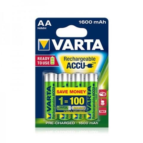 Аккумуляторы Varta 56716 (2xHR06) Ni-MH 1600mAh
