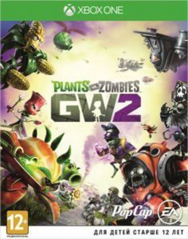 Plants vs. Zombies Garden Warfare 2 (Xbox One/Series X, русская документация)