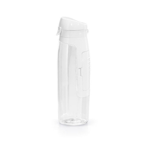 HideIt Sports Bottle, white
