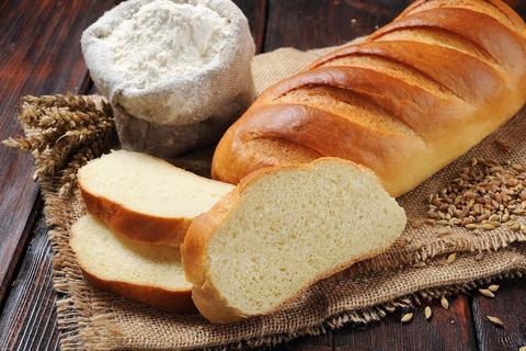 Белый хлеб Горчичный батон Пекарня Дон Батон 0,45кг