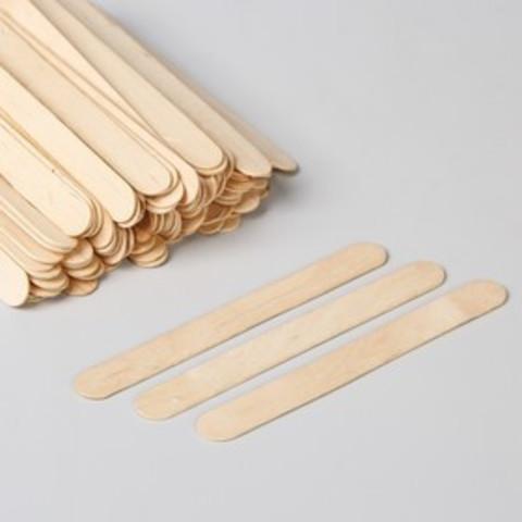 Шпатель деревянный, стандарт (1уп - 5шт)
