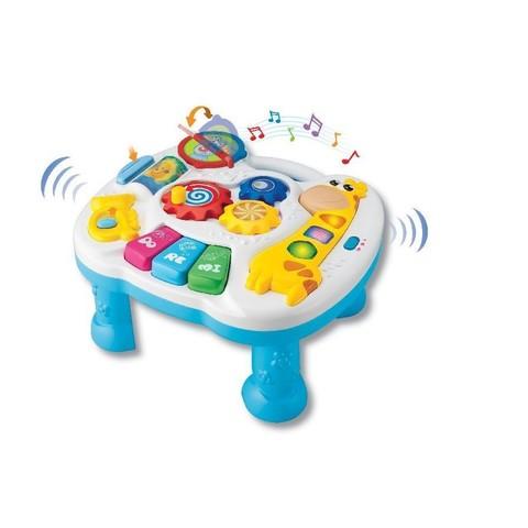 Интерактивная развивающая игрушка Музыкальный столик Keenway напрокат